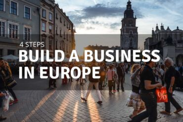 American? What to do business in Europe?