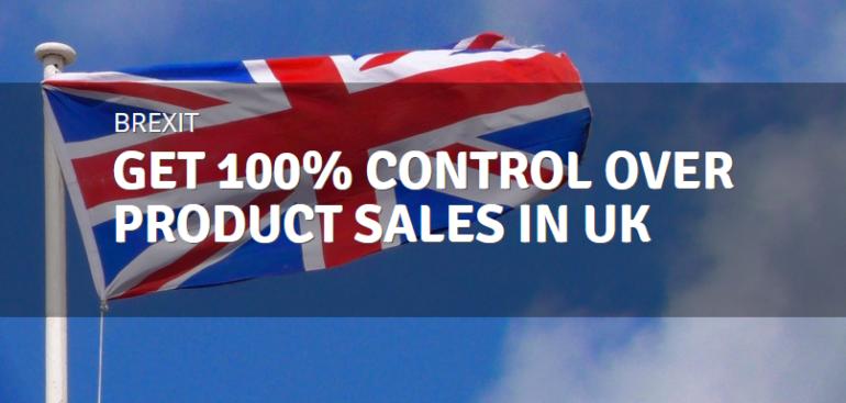 Brexit - product sales