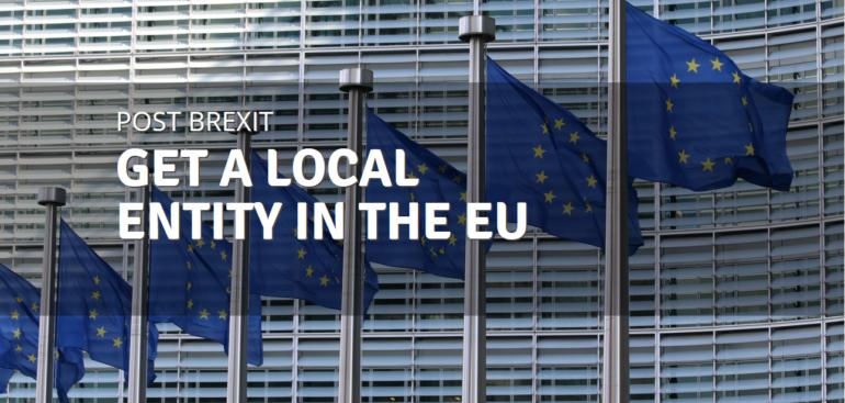 Local entity EU