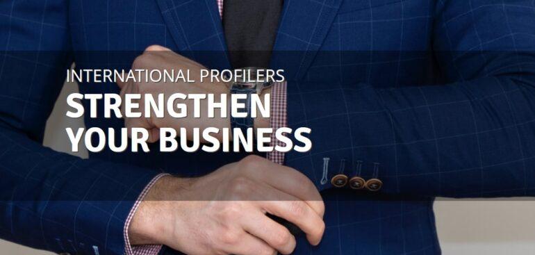 International business profiles