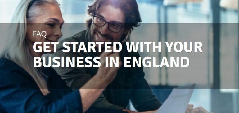 FAQ English company